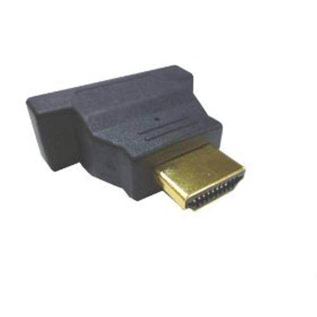 DVI-D Dual Link Female to HDMI Male Adapter