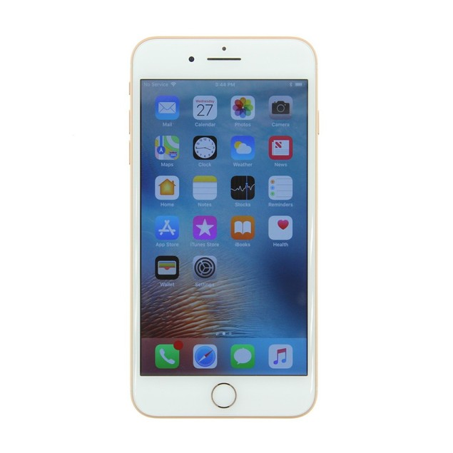 Apple iPhone 8, AT&T, Gold, 64 GB, 4.7 in Screen