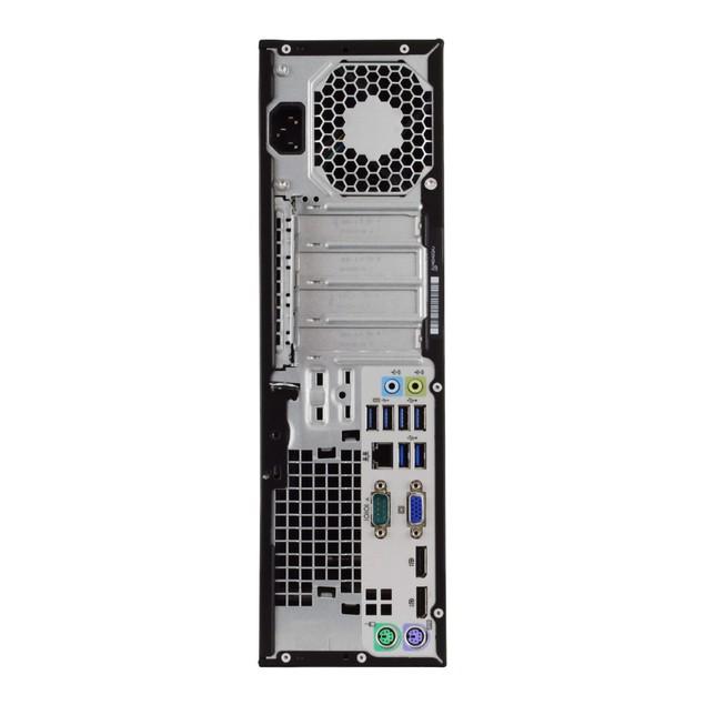 HP 800G2 Desktop Intel i5 8GB 240GB SSD Windows 10 Professional
