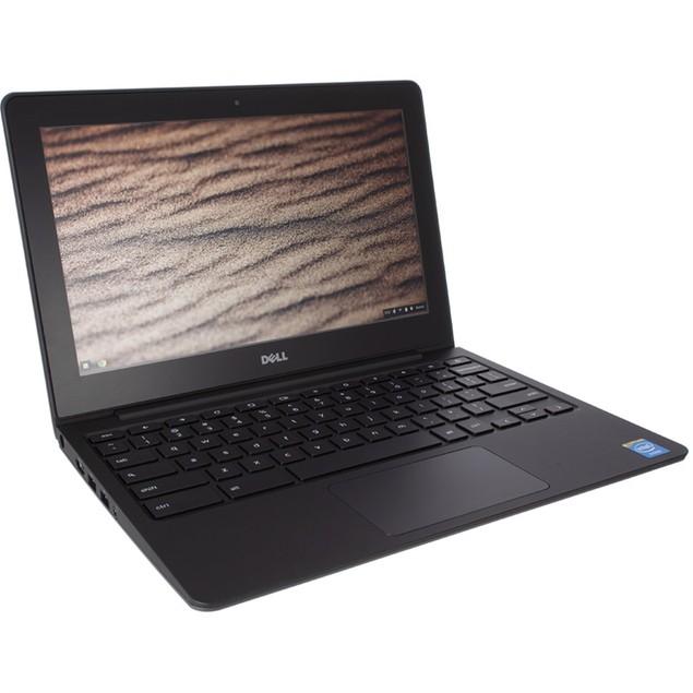 Dell Chromebook CB1C13-4GB Intel Celeron 2955U,Black (Refurbished)