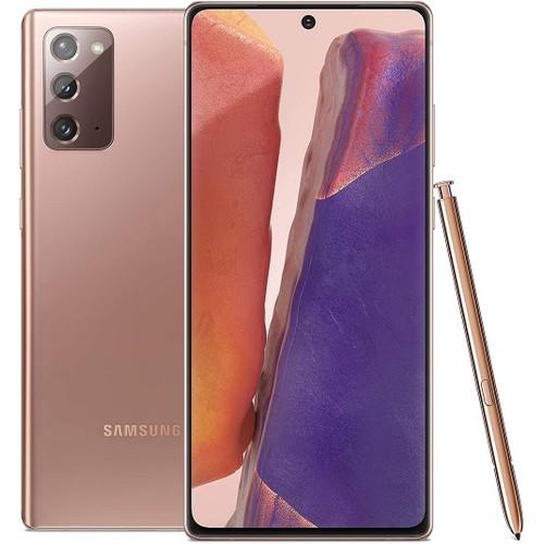 Samsung Galaxy Note 20 5G, U.S. Cellular, Bronze, 128 GB, 6.7 in Screen