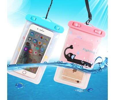 10-pack Cartoon Mobile Phone Waterproof Bag (Random Color) Was: $18.99 Now: $13.99.