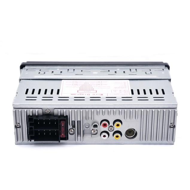 DWO #4016C 4.1 Inch Embedded Car Radio Player in dash