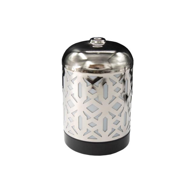 AmbiEscents JCP - Cankiri 100ml Ultrasonic Essential Oil Diffuser - Silver