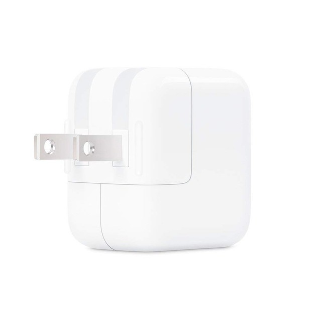 Apple Original 10W FAST Travel Charger With Lightning To USB Cable Bundle