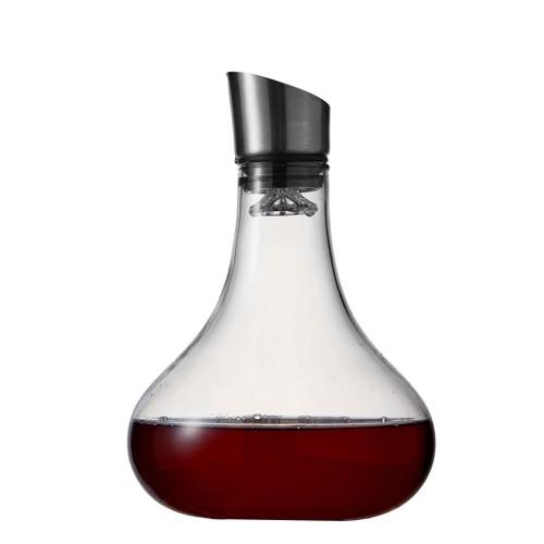 Eravino Wine Decanter Aerating Carafe with Lid 100%