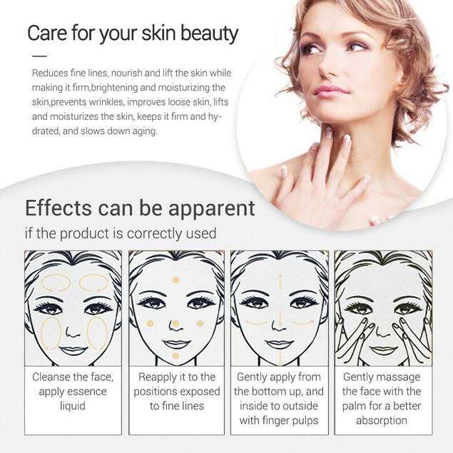 2 Pack Jade Roller Face Massager for Eye Neck Skin Care Anti Aging Tool