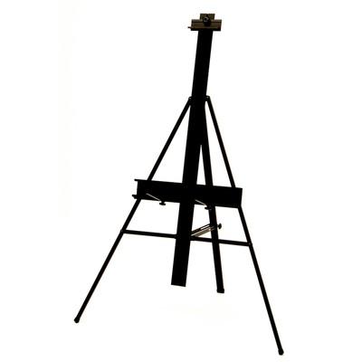 Studio Designs Height Adjustable Premier Presentation Art Easel - Black