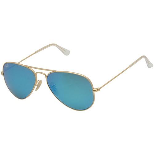 Ray-Ban Aviator Large Metal Unisex Sunglasses RB3025-112/17-58