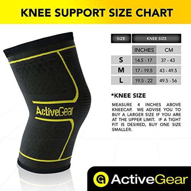 Knee Compression Sleeve by ActiveGear