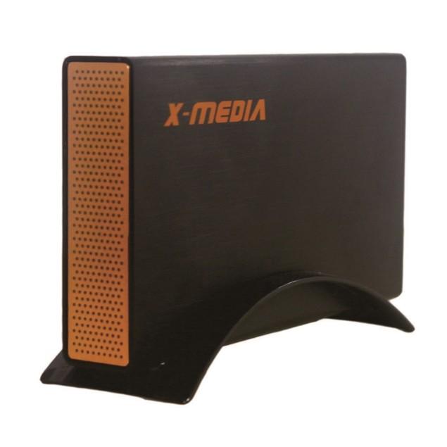 X-Media XM-EN3251U3-BK Case Enclosure