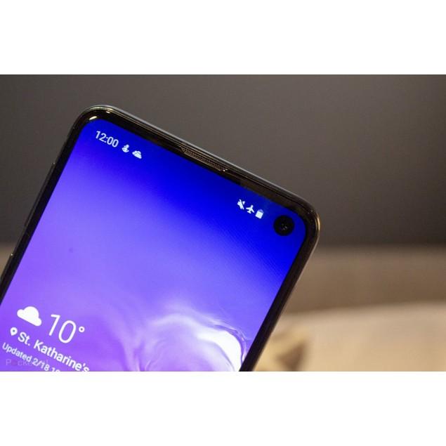 Samsung Galaxy S10e, T-Mobile, Blue, 256 GB, 5.8 in Screen