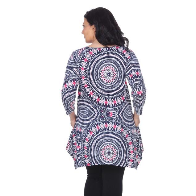 Plus Size Maji Tunic Top - 2 Colors