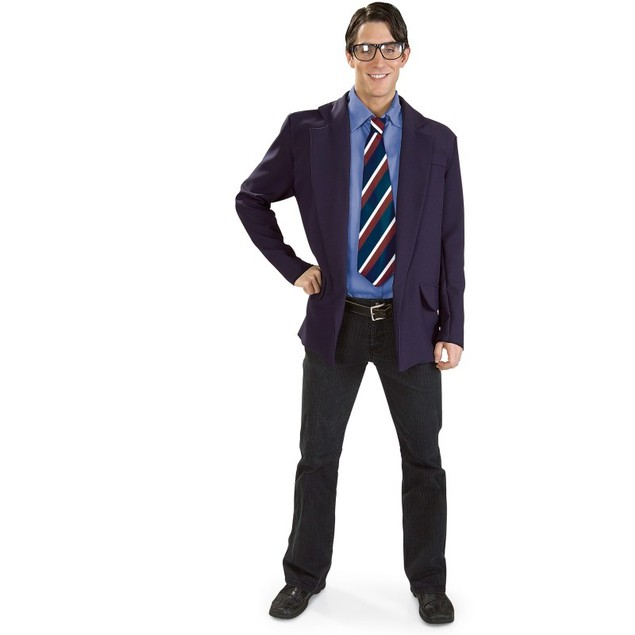 Clark Kent/Superman Adult Costume
