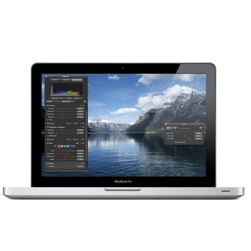 "Apple MacBook Pro MD314LL/A 13.3"" 750GB, Silver (Scratch and Dent)"