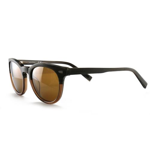 Nautica Women's Sunglasses N6218S 219 Wood 51 21 140 Polarized