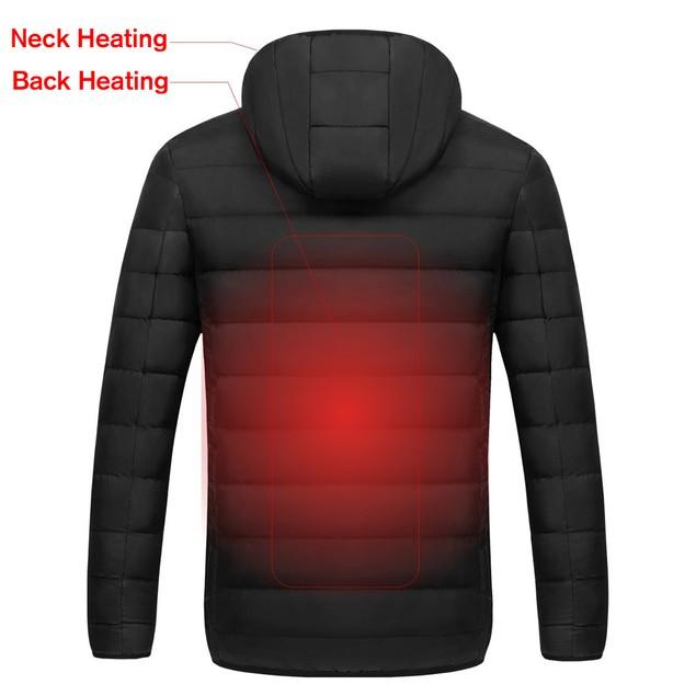 Caldo - Heated Jacket- 3 Colors