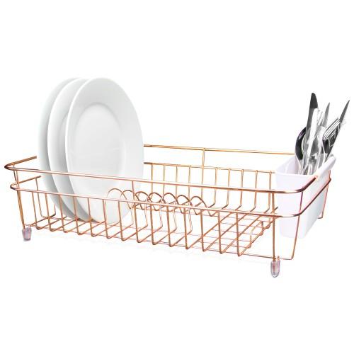Dish Drainer | MandW Rose Gold
