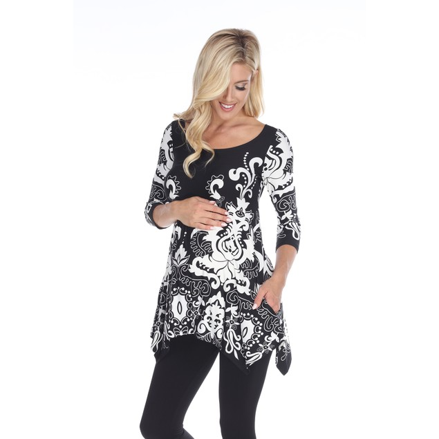Maternity Ganette Tunic Top