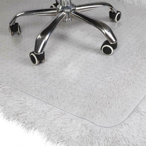 Hot Mat PVC Home Office Carpet Hard Protector Desk for Floor Chair Tra