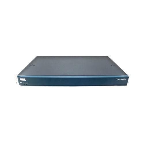 Cisco 2621XM-ADSL 2621XM Modular Router (Certified Refurbished)