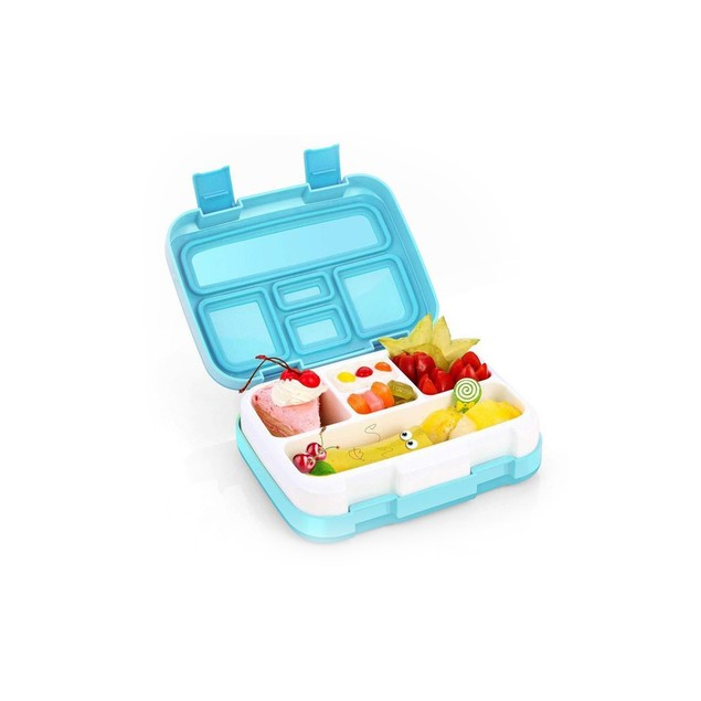 Bento Style Lunch Box Leak-Proof Container