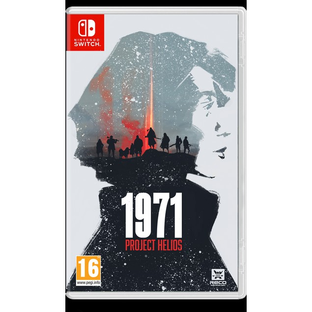 1971 Project Helios Collectors Edition Nintendo Switch Game