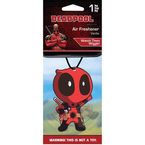 Deadpool Vanilla Scented Air Freshener