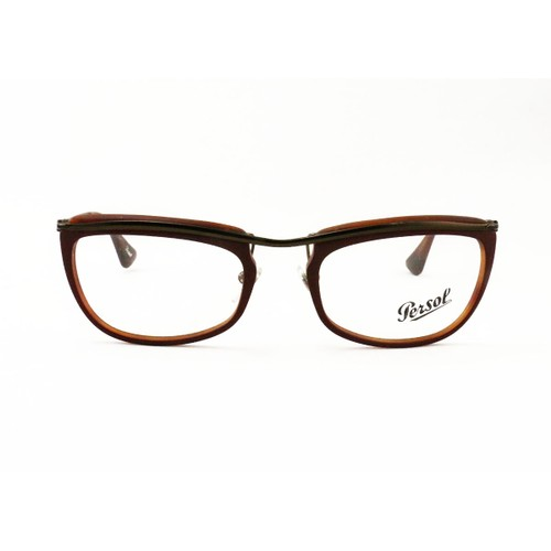 Persol Eyeglasses PO3083V 1006 Wine/Bronze 51 19 145