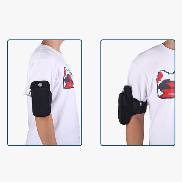 Unisex Sports Phone Arm Bag