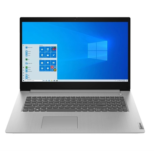 "Lenovo IdeaPad 3 17IML05 17.3"" 1TB Win10, Platinum Gray"