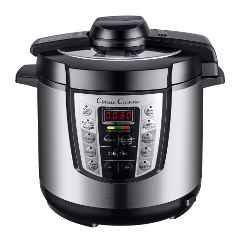 Multi-Cooker 4-in-1 Pressure Cooker