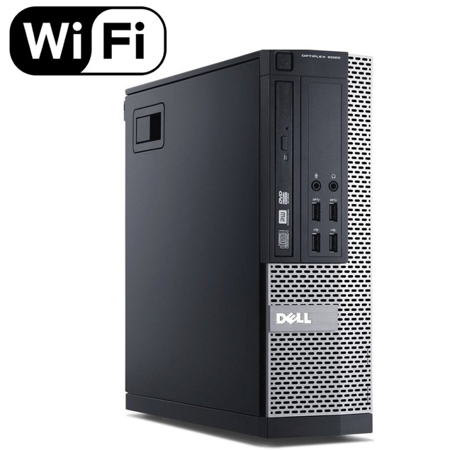 Dell OptiPlex 9020 SFF i5-4570 3.20Ghz 8GB RAM 512GB SSD Win 10 Pro DVD-RW