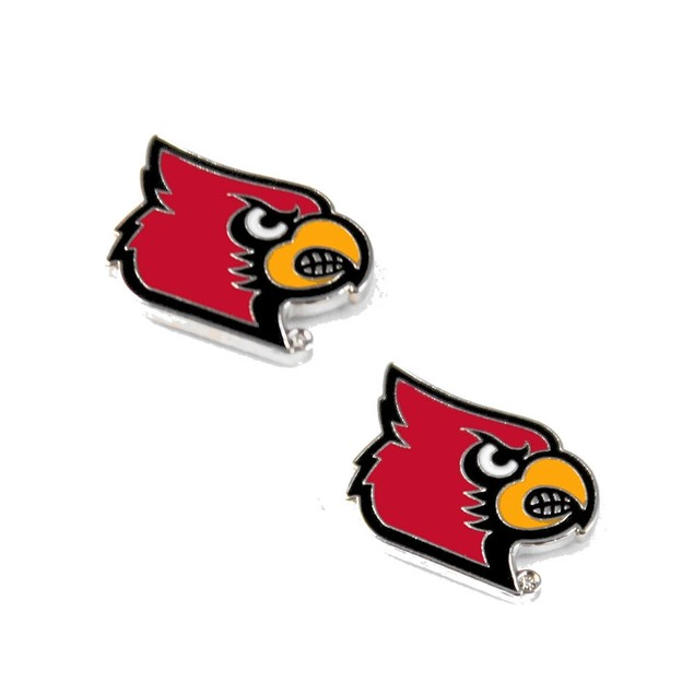 Louisville Cardinals Post/Stud Earring Set NCAA Charm Gift