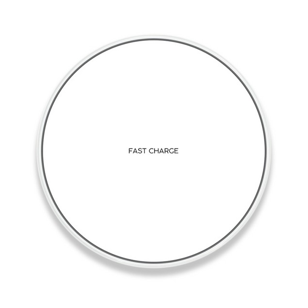 Fast Charging Qi Certified 10W Wireless Charger