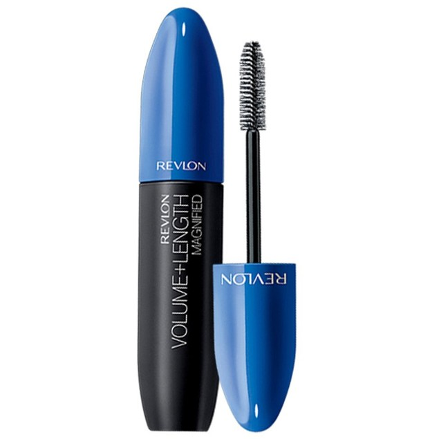 Revlon Volume + Length Magnified Waterproof Mascara - 351 Blackest Black 0