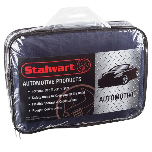 Electric Car Blanket- Heated 12 Volt Fleece Travel Throw