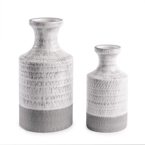Ceramic Vases - Set of 2 | MandW