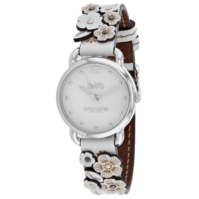Coach Women's Delancey White Dial Watch - 14502760