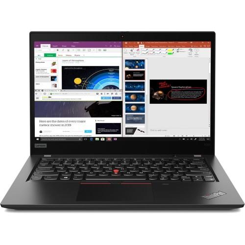 """Lenovo ThinkPad X395 13.3"""" 256GB AMD Ryzen 5 PRO 3500U Win10,Black"""