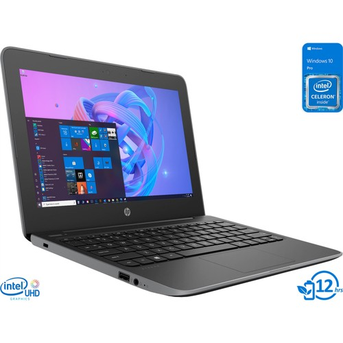 "HP Stream Pro 11 G5, 11"" HD, N4000, 4GB RAM, 64GB eMMC, Windows 10 Pro"