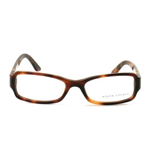 Polo Eyeglasses RL6075 5303 Tortoise Plastic 50 16 140 without case finish line