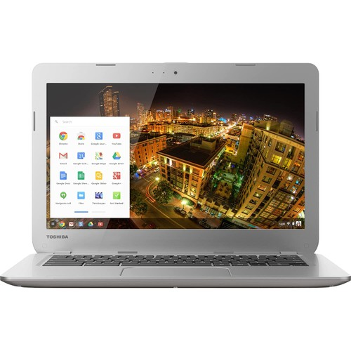 "Toshiba 13.3"" Chromebook 2 CB30 LED Notebook (2GB RAM, 16GB SSD) - Silver"