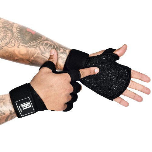 RIMSports Weight Lifting Cross Training Gloves for Men and Women