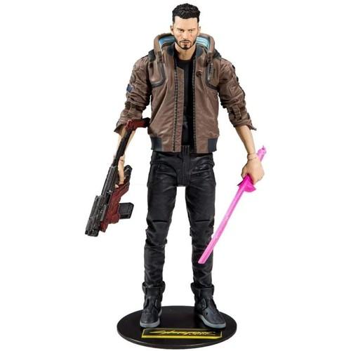 Male V Cyberpunk 2077 McFarlane 7-inch Action Figure