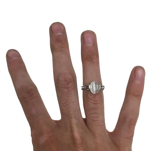 Bella Moonstone Ring