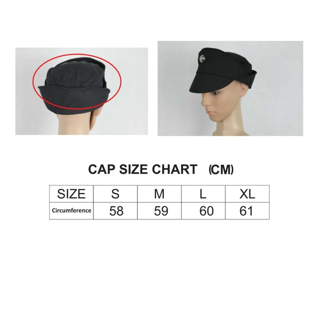 Imperial Officer Star Wars Grey Cap Movies Hat Wear Mens Costume Cosplay