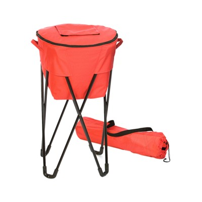 Picnic Plus Tub Cooler Red