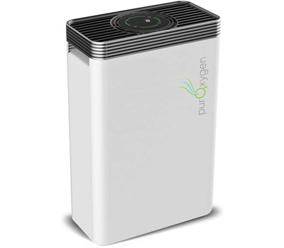 PURO²XYGEN P500 HEPA Air Purifier with UV Light and Ionizer Was: $199.99 Now: $154.99.