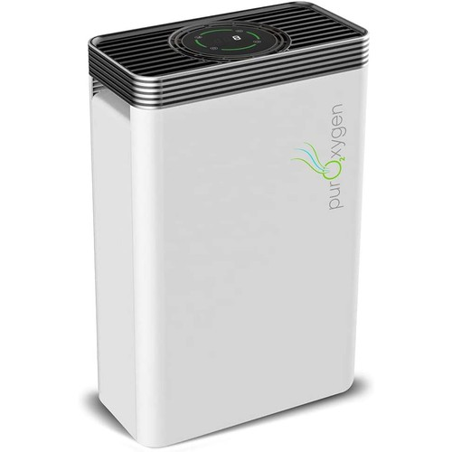 PURO²XYGEN P500 HEPA Air Purifier with UV Light and Ionizer